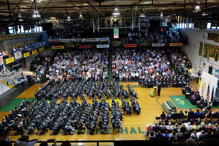 Trường trung học Allentown Central Catholic High School - Bang Pennsylvania