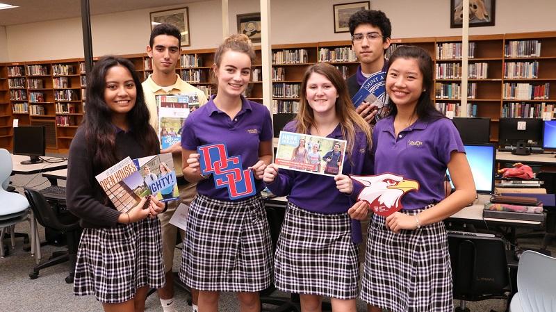 Trường trung học Lancaster Catholic High School - Bang Pennsylvania