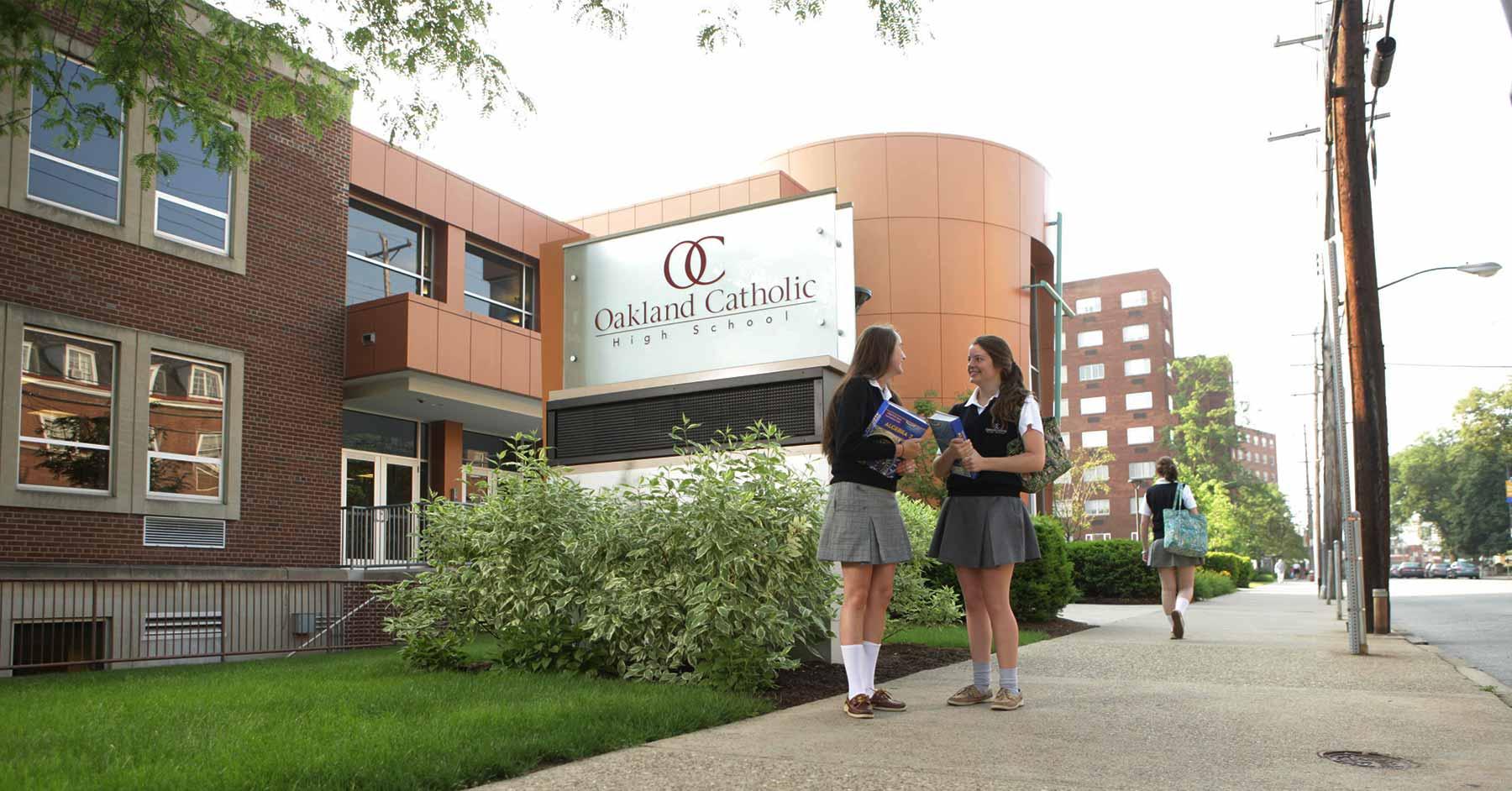 Trường trung học Oakland Catholic High School - Bang Pennsylvania