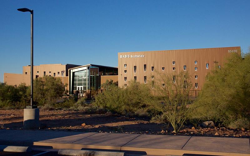 Trường trung học công lập BASIS Scottsdale - Bang Arizona