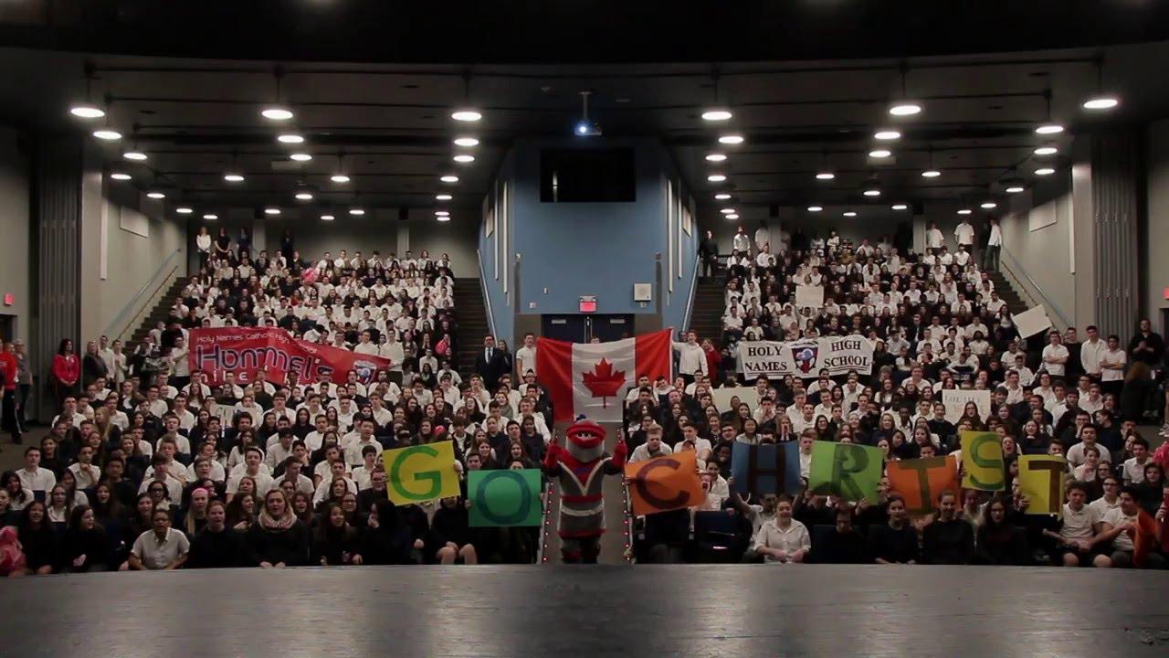 Trường trung học Holy Names Catholic High School - Ontario