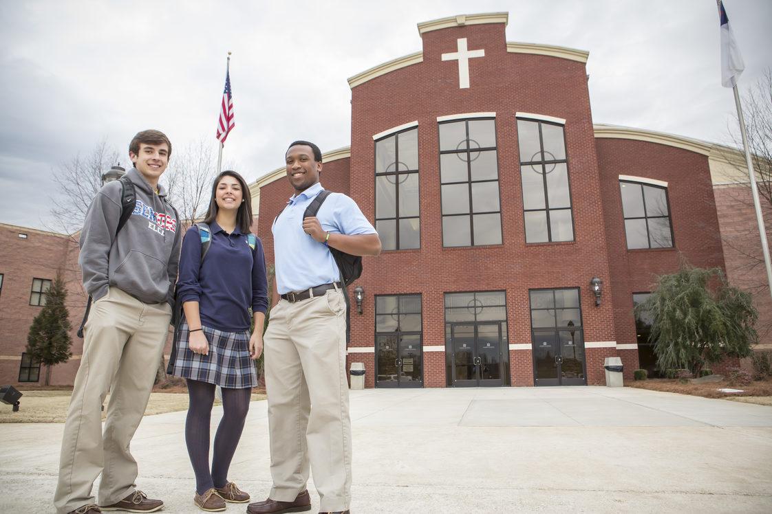 Trường trung học Eagles Landing Christian - Bang Georgia