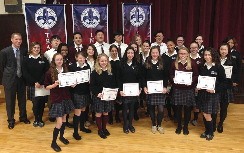 Trường trung học St.Joseph's Preparatory School - Bang Pennsylvania