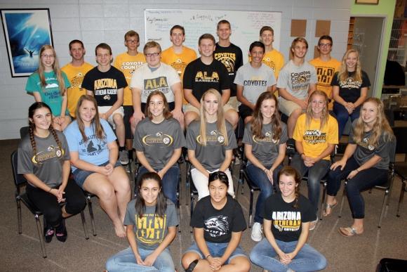 Trường trung học Arizona Lutheran Academy - Bang Arizona