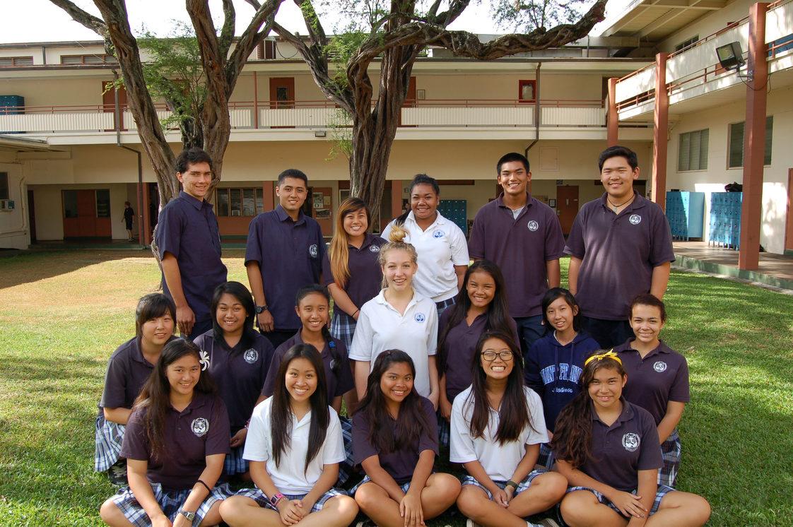 Trường trung học tư thục Saint Francis School - Bang Hawaii