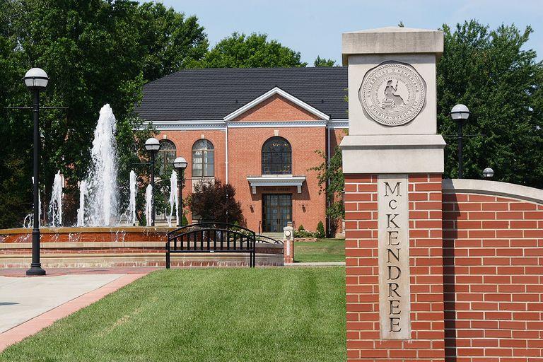 Trường đại học McKendree University - bang Illinois