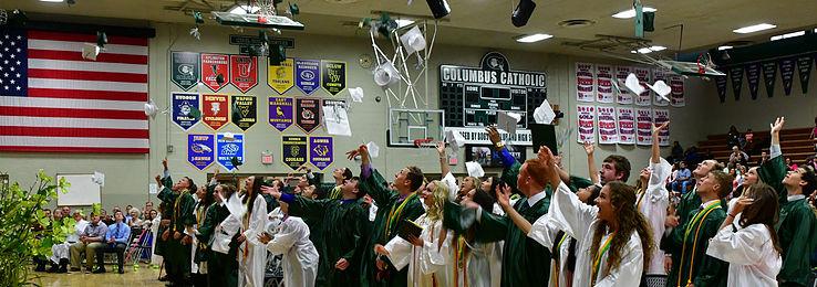 Trường trung học tư thục Columbus Catholic High School - bang Iowa
