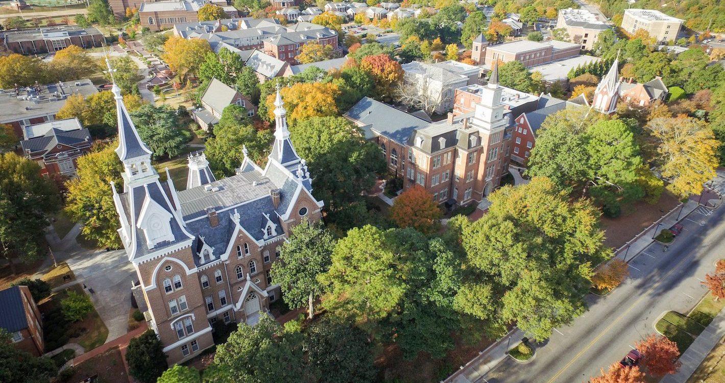 Trường đại học Mercer - Bang Georgia