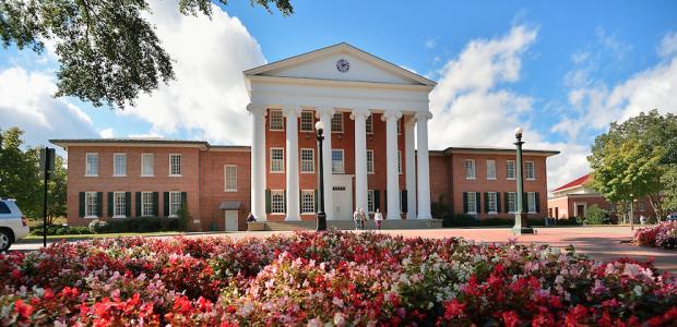 Trường đại học Mississippi - Bang Mississippi