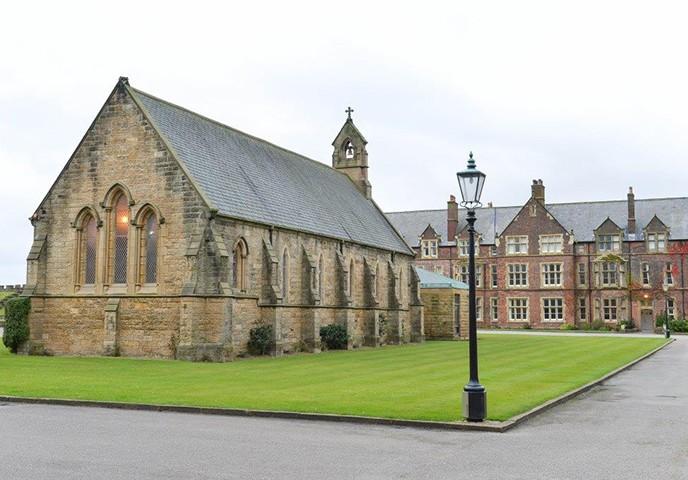 Trường trung học tư thục nội trú Rossall School - Lancashire