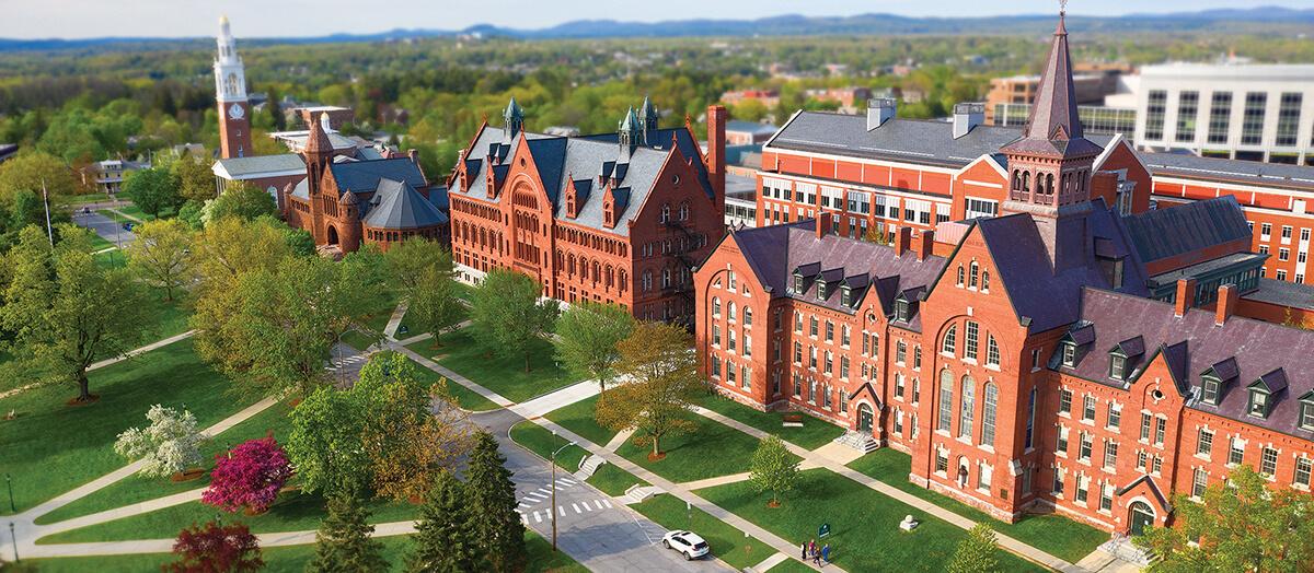 Trường đại học Vermont, Burlington