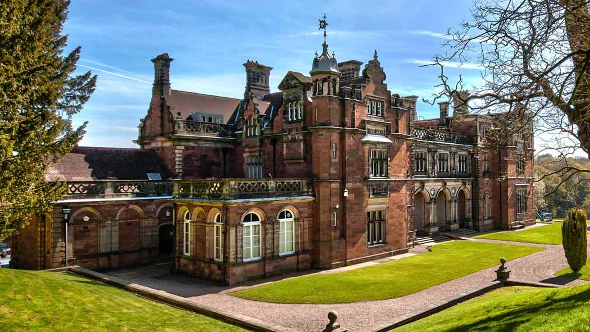 Trường Đại học Keele - Staffordshire, Anh