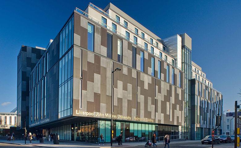 Trường Đại học Liverpool John Moores - Liverpool, Anh