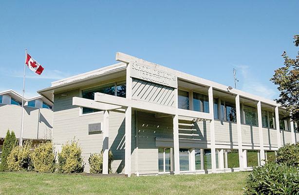 Hệ thống trường trung học công lập Coquitlam School District - bang British Columbia
