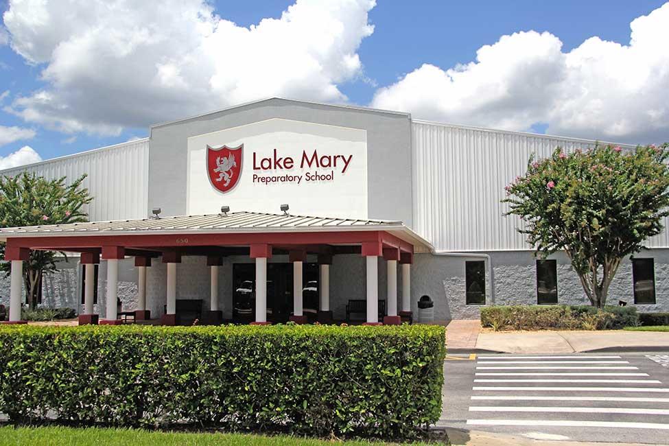 Trường trung học nội trú Lake Mary Preparatory School (bang Florida) (E)