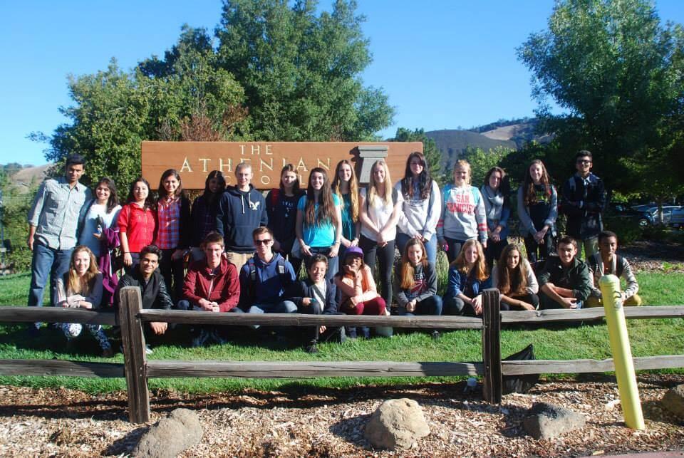 Trường trung học nội trú The Athenian School - Bang California (GE)