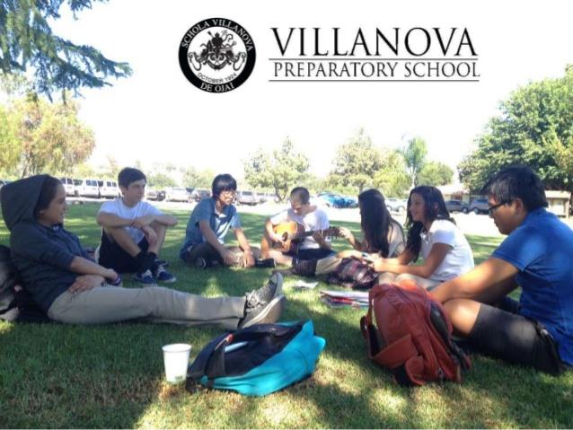 Trường trung học nội trú Villanova Preparatory School - Bang California (GE)