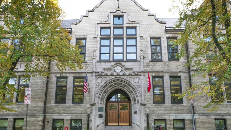 Trường trung học nội trú Buffalo Seminary  - Bang New York (GE)
