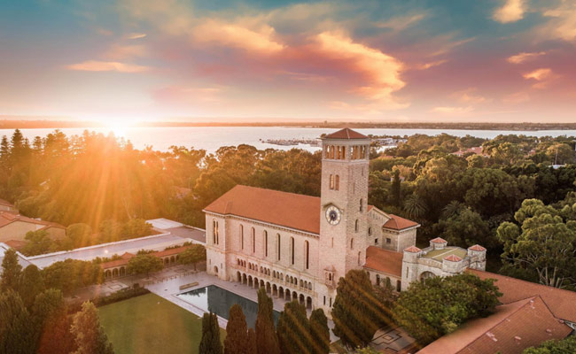Trường đại học University of Western Australia