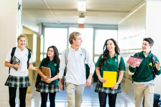 Trường trung học nội trú Amerigo - Red Bank Catholic High School - Bang New Jersey