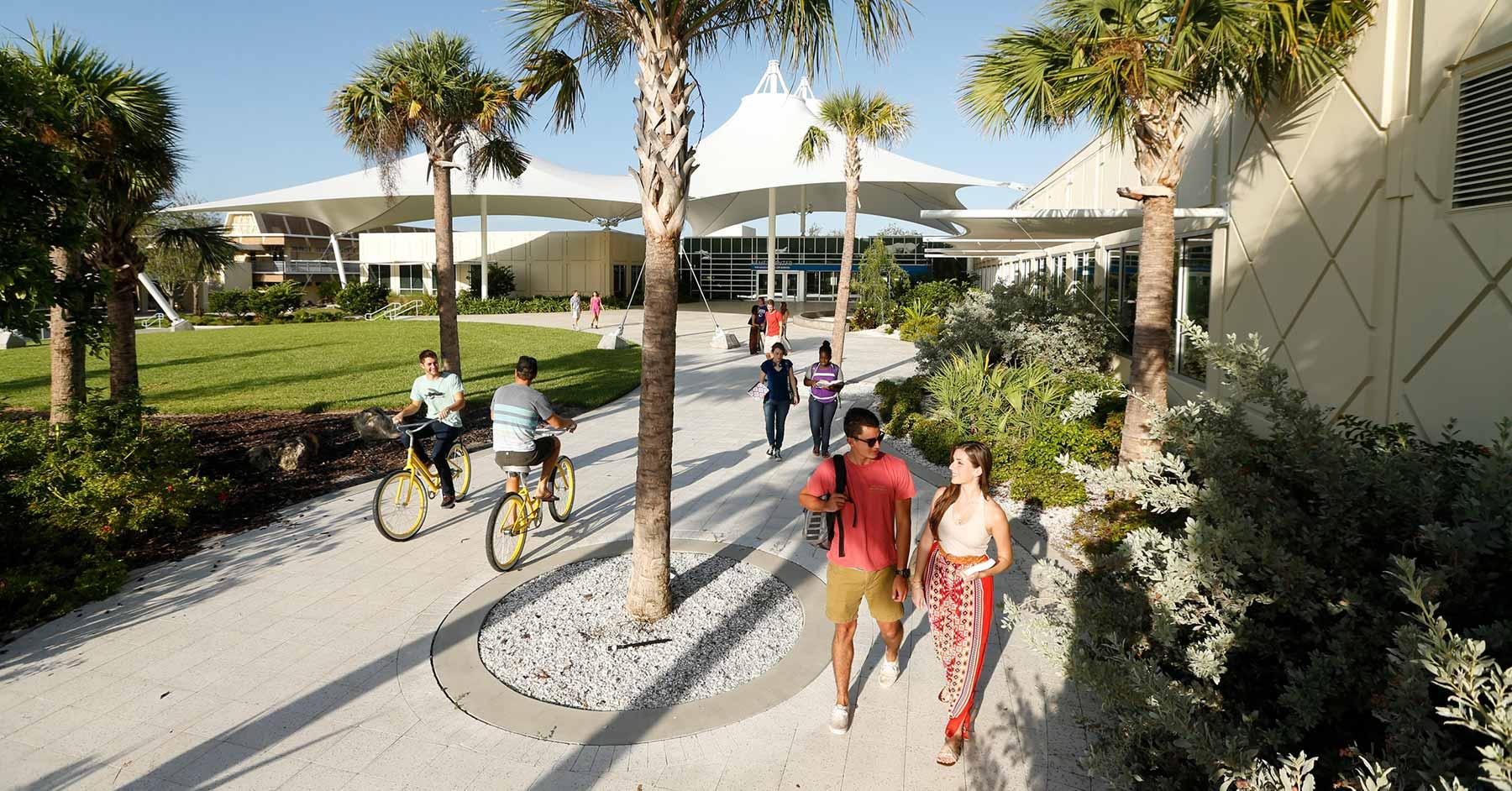 Trường Eckerd College - Bang Florida