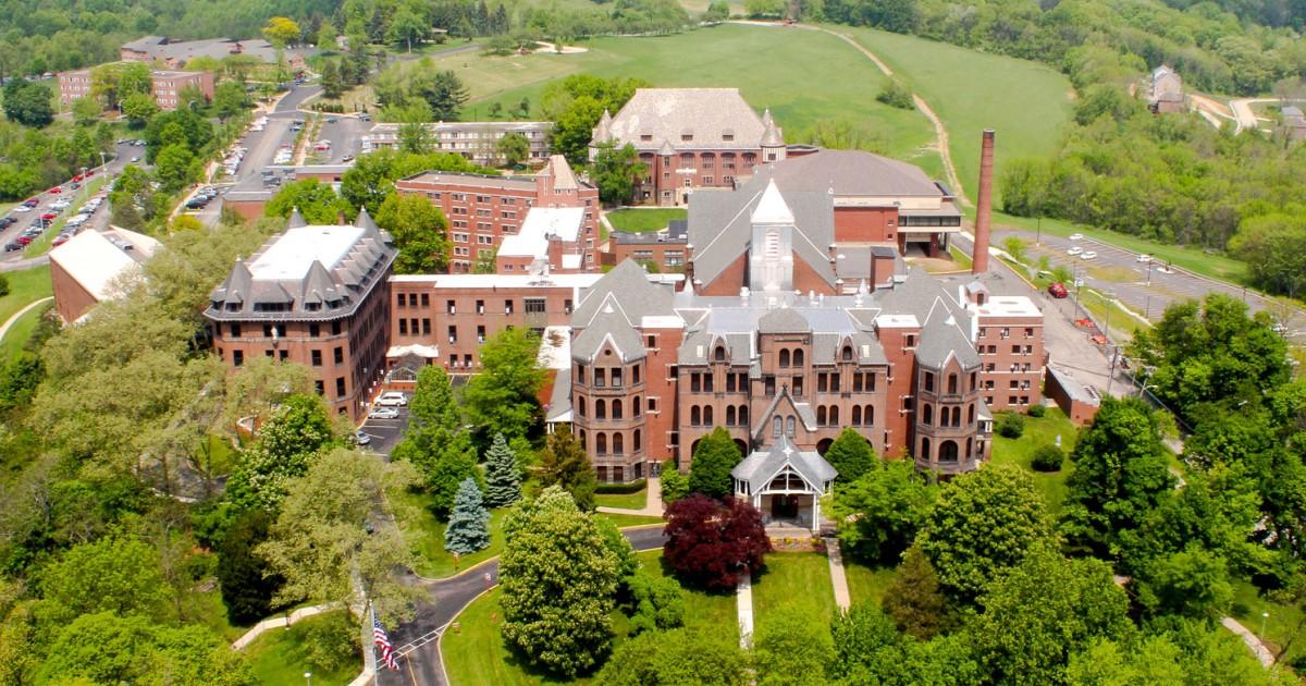 Trường đại học Seton Hill - Seton Hill University (bang Pennsylvania)