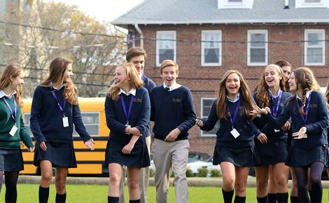 Trường trung học tư thục St Rose High School - Bang New Jersey (NE)