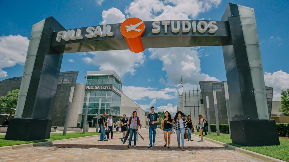 Trường đại học Full Sail University